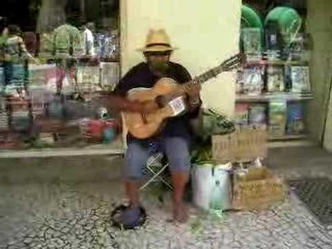 señor brazileño multifa