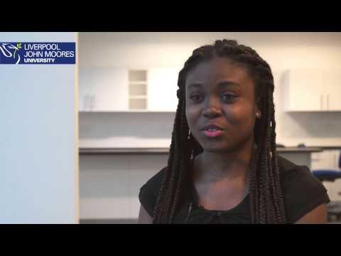 International Student Profile - Esther Roman