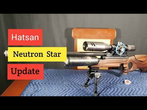 Hatsan Neutron Star Update