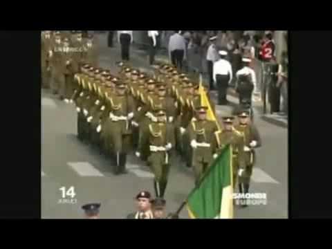 European Union Military Parade Video