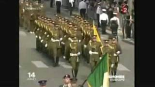 European Union Military Parade Video
