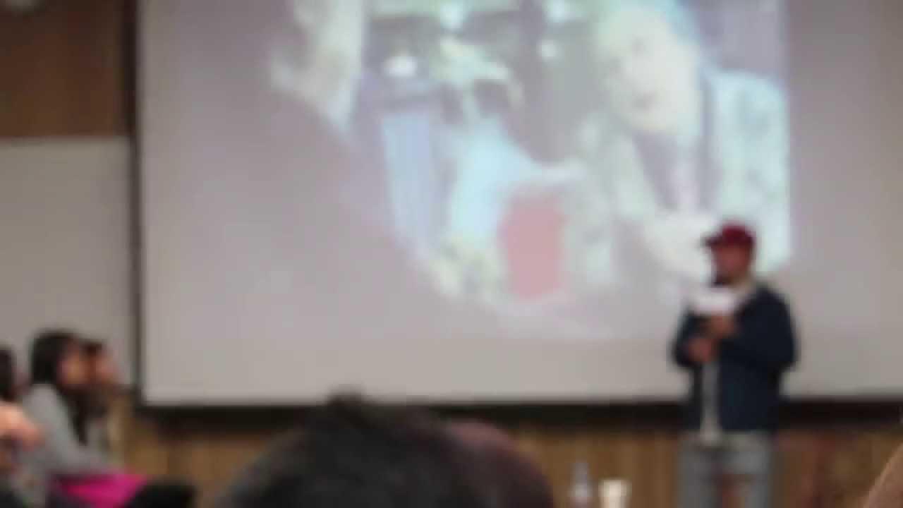 香港導演: 陳果 分享會 @ HKDI (6 of 10) - YouTube