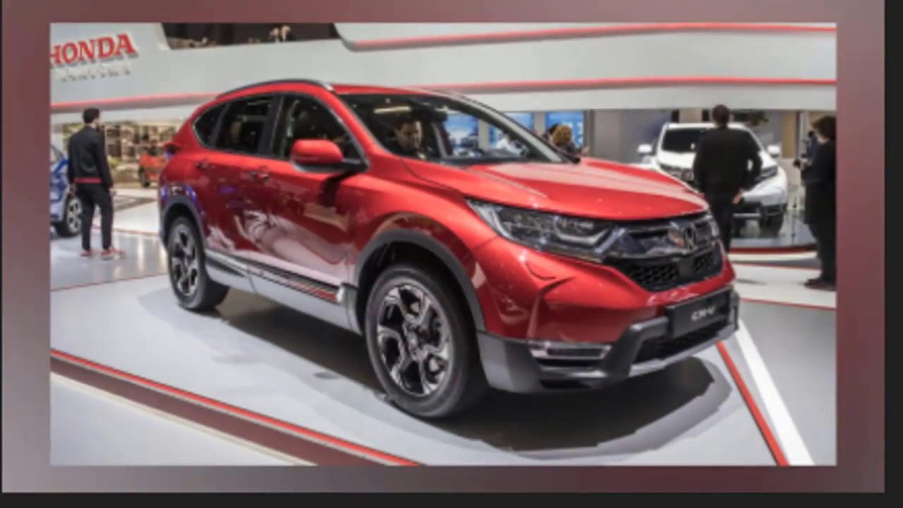 2020 Honda Crv Hybrid Canada 2020 Honda Crv Hybrid Plug In 2020
