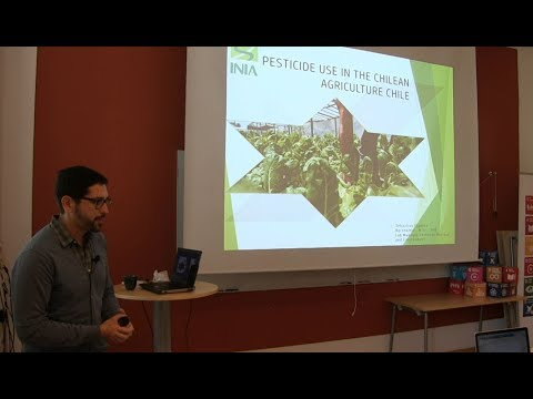 FRAM seminar: Pesticide use in Chile a risk to human health