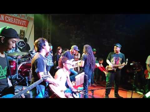 Rasjiman - Reggae Dut Live In Univ.Pancasila_JKT