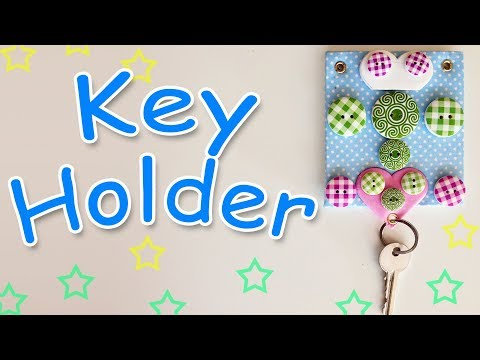 DIY Key Holder - Ana | DIY Crafts