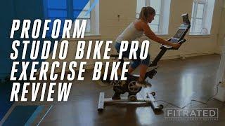 ProForm Studio Bike Pro Exercise Bike Review