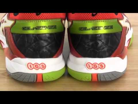 81826abf94b9 Volleyball shoe comparison  Mizuno Wave Lightning Z3 vs. Asics Gel-Cyber  Sensei