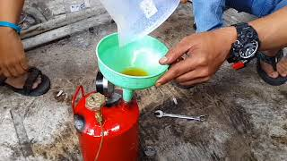 Konversi Limbah Minyak Jelantah Jadi Energi