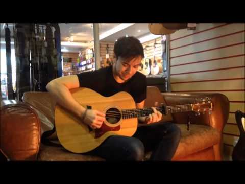 iiMusic 'Covers on the Couch' - Daniel Mutch