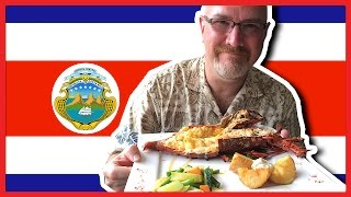 Grilled Lobster Dinner Review - Coco Beach, Costa Rica