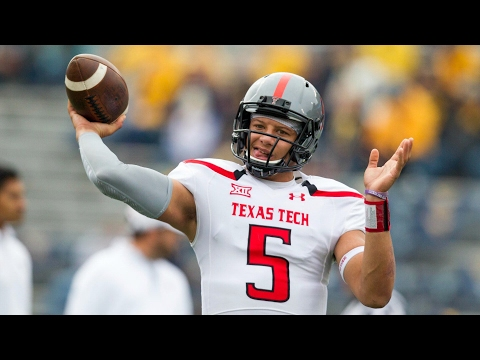 Patrick Mahomes' Gruden QB Camp Best NFL Draft Pick In 1st Round #NFLDraft