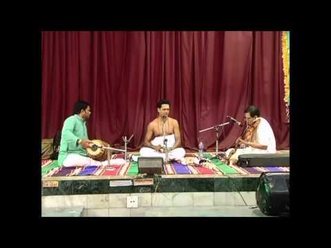 Sargurunadha Odhuvar - Live concert in Bangalore on 31st May - Part 01