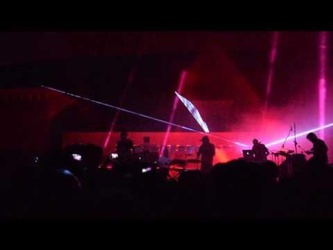 Ulver - The future sound of music - live @labirintodellamasone 03/06/2017