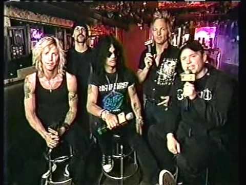 Velvet Revolver Interview