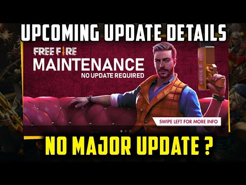 FREEFIRE- NEW UPDATE DETAILS AND SOME UPCOMING UPDATE SNEAKPEEK!! CHECK OUT!!