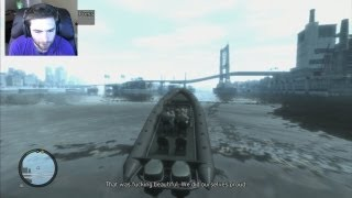 GTA IV #37 BEST BOAT EVER