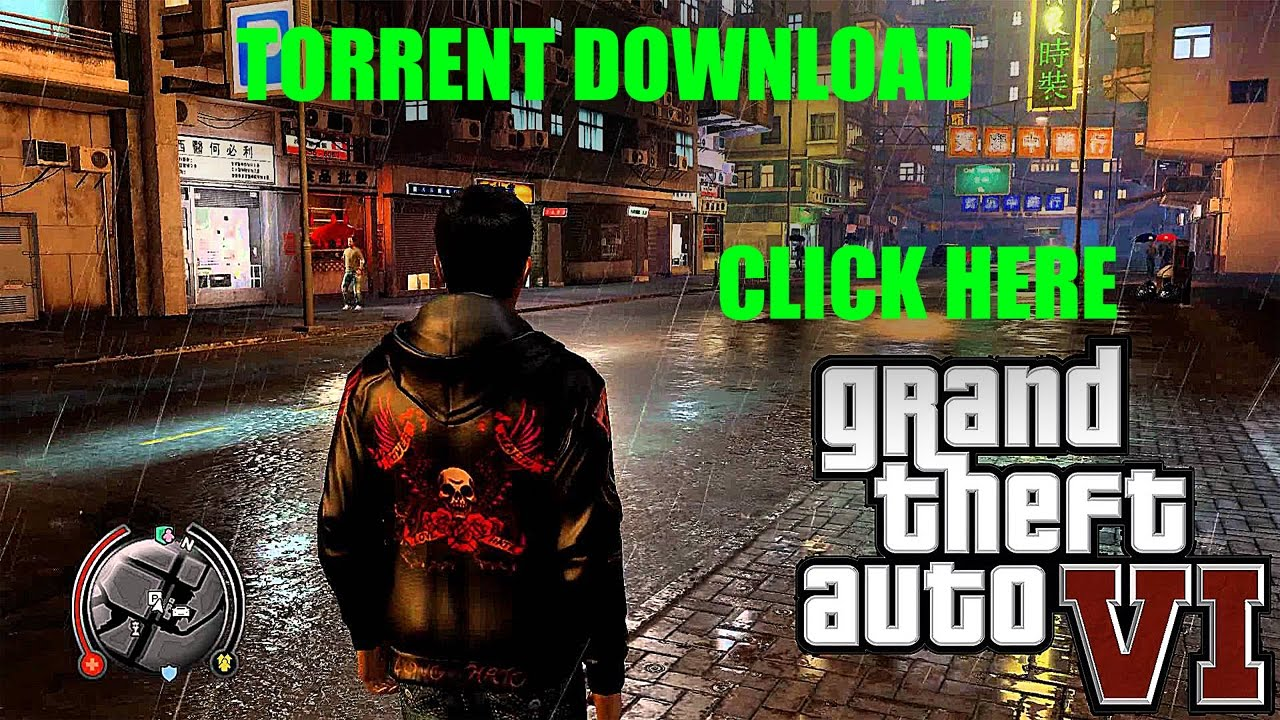 download grand theft auto video game