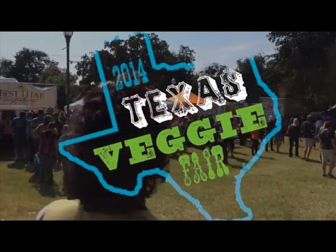Highlights and Interviews at the Texas Veggie Fair 2014 - Amazing Transformation Stories!