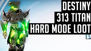 Destiny Kings Fall HARD MODE LOOT - All 3 Characters HARD MODE Rewards