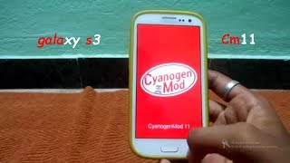 Cyanogenmod 11 for galaxy s3 full review