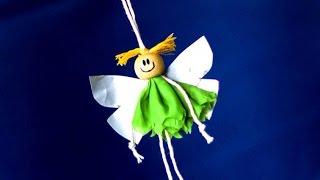 Make An Adorable Fairy Ornament - Diy Home - Guidecentral