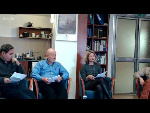 Dr. Karin Loevy's and Dr. Yoav Mehozay's books event  (part 1) [Hebrew]