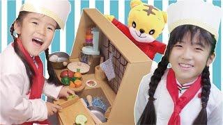 Kan & Asahi おしゃべりレストラン ごっこ thumbnail