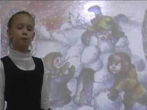 Изображение предпросмотра прочтения – КсенияВьюшина читает произведение «Ветхая избушка» А.А.Блока
