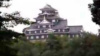The great Okayama Castle