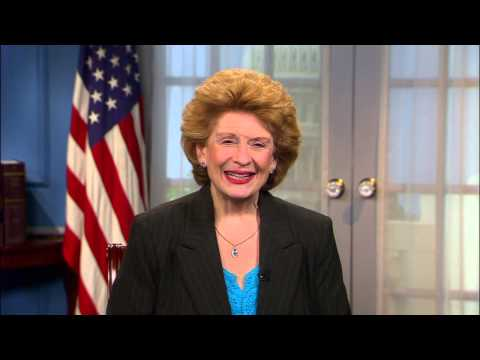 Senator Debbie Stabenow 2014 Video Message