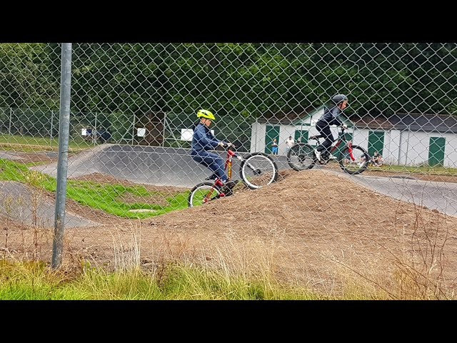 Hawick Pump Track - Video of the Hawick Community Pump Track - 3 -JTAPromos - www.jtapromos.net