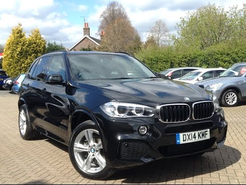 BMW X5 3.0 30d M Sport xDrive 5dr (start/stop) for Sale at CMC-Cars, Near Brighton, Sussex