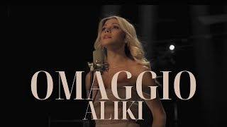 Omaggio-Tribute - Yanni - Aliki Chrysochou Cover