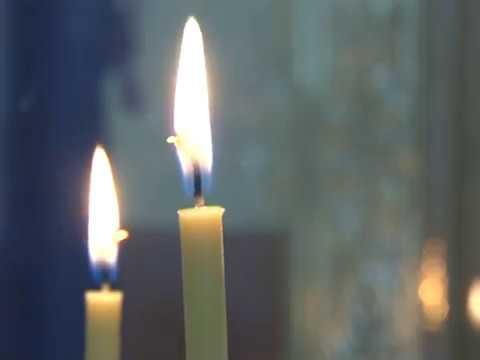 Песнопение в Храме Святой Троицы (с. Верхнетроицкий)