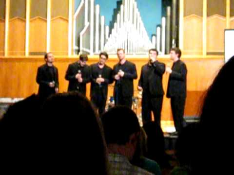 Give Me Jesus by The Biola University King's Men