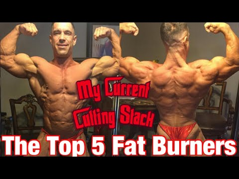 The Top 5 Fat Burners!!! (What I am Currently Taking to get Shredded!!!