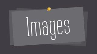 بداية التصميم الجرافيكي: الصور