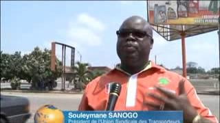 Transport: la gare routière d'Abobo peu fréquentée