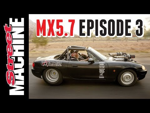 CARNAGE Episode 7: Project MX5.7 Part-3