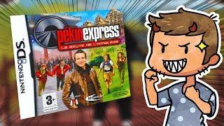 PEKIN EXPRESS sur DS : LE JEU PAS OUF