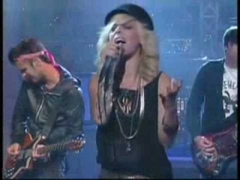 The Sounds - No One Sleeps When I'm Awake on The Late Show with David Letterman