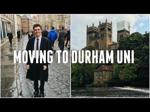Moving to University Vlog (Room Tour + Matriculation) | Jack Edwards | AD