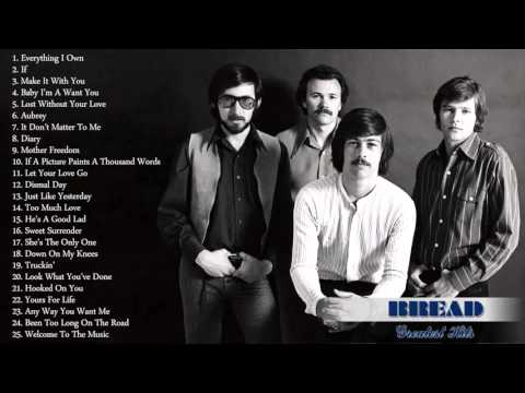 Bread Collection (Playlist) - Bread  Greatest Hits HD