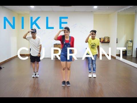 Nikle Currant | Antaara Dance Studio | Vijay Akodiya Choreography |