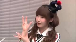 内田彩 1stLIVE 決定記念特番 ニコニコ生放送4/4.