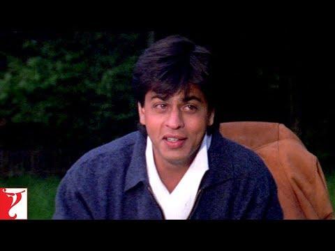 Naam Lunga Toh Woh Badnaam Ho Jaayegi   Darr   Scene   Shah Rukh Khan   Sunny Deol