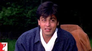 Naam Lunga Toh Woh Badnaam Ho Jaayegi | Darr | Scene | Shah Rukh Khan | Sunny Deol