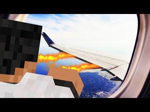 КРУШЕНИЕ ГЛАЗАМИ ПАССАЖИРОВ - LOST2 #8 - Видео из Майнкрафт (Minecraft)