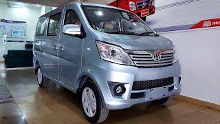 Changan Karwaan plus 2021 price & specifications